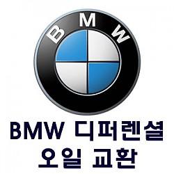 [BMW] 디퍼렌셜 오일 교환